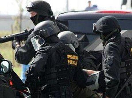 Итальянская полиция