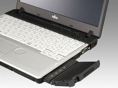 Ноутбук з міні-проектором