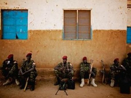 У Південному Судані гинуть повстанці