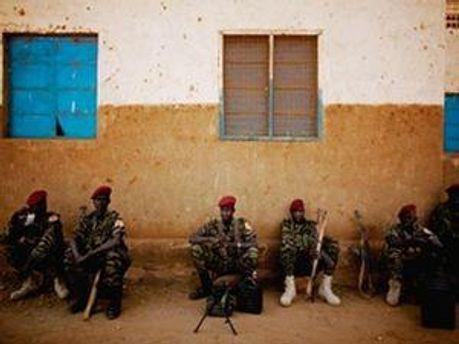 В Южном Судане гибнут повстанцы