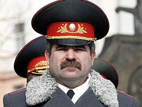 Міністр внутрішніх справ Білорусі Анатолій Кулешов