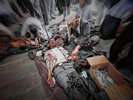 У Ємені збільшується кількість жертв серед демонстрантів