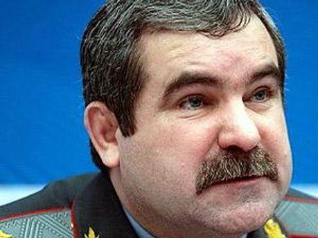 Министр внутренних дел Беларуси Анатолий Кулешов