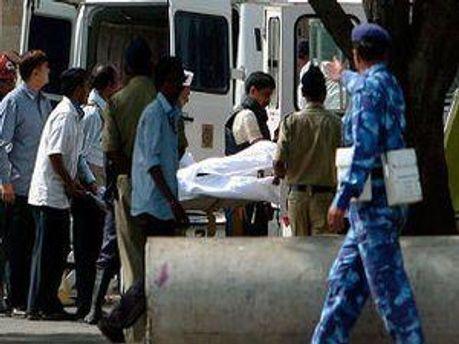 Через напад терористів загинули люди