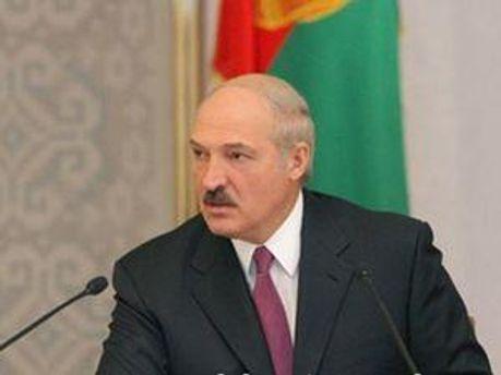 Президент Білорусі — Олександр Лукашенко