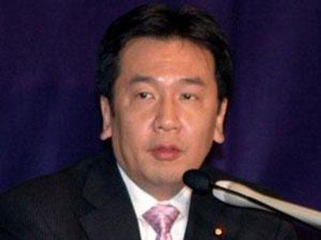 Генеральный секретарь кабинета министров Юкио Едано