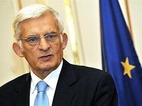 Глава Европейского парламента Ежи Бузек