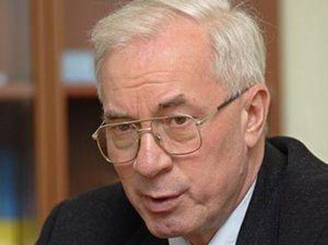 Прем'єр-міністр Микола Азаров