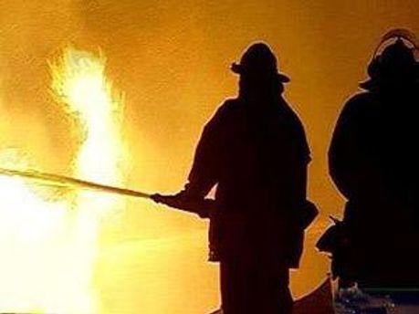 Пожежа охопила 200 квадратних метрів