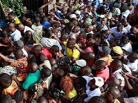 У Кот-д'Івуарі відновилисьсутички