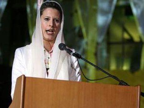 Аїша Каддафі