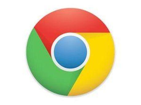 Новий логотип браузера Chrome