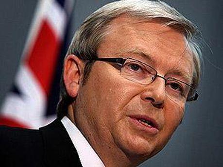 Міністр закордонних справ Австралії Кевін Радд