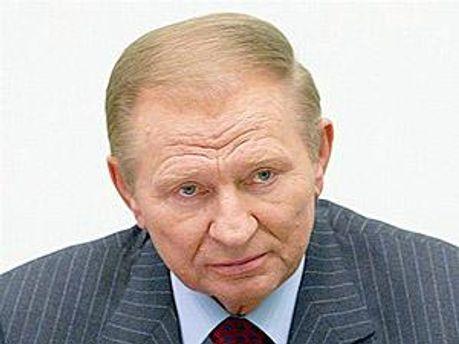 Второй Президент Украины Леонид Кучма