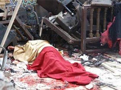 Жертвами взрыва стали 14 человек