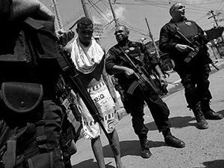 В ході перестрілки загинули 4 наркоторговця