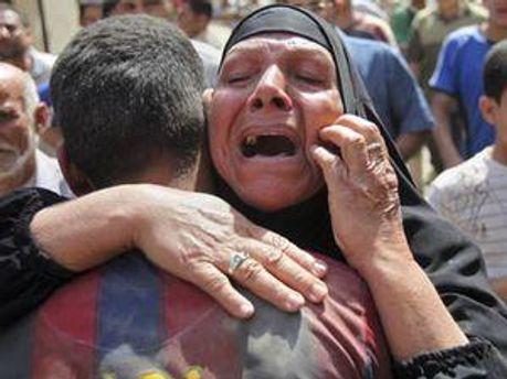 В Ираке взорвали мечеть