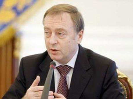 Министр юстиции  Украины Александр Лавринович