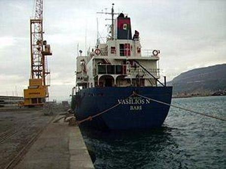 Морской путь - единственный для эвакуации беженцев и раненых