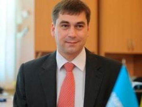 Депутат Партии регионов Максим Луцкий