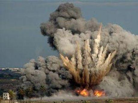 Авиаудары в Триполи продолжаются