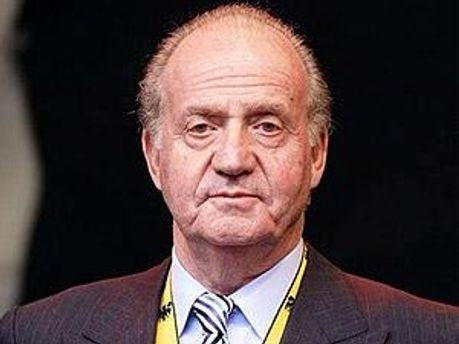 Король Іспанії Хуан Карлос I де Бурбон