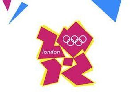 Логотип Олімпійських ігор у Лондоні