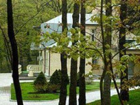 Резиденція Віктора Януковича