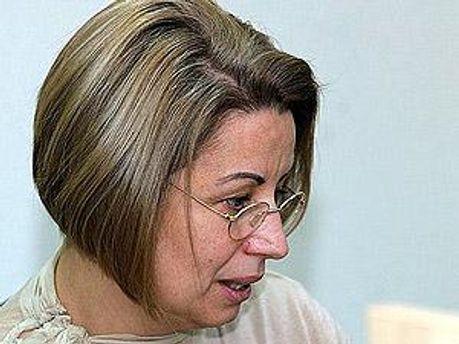Советник Президента Украины Анна Герман