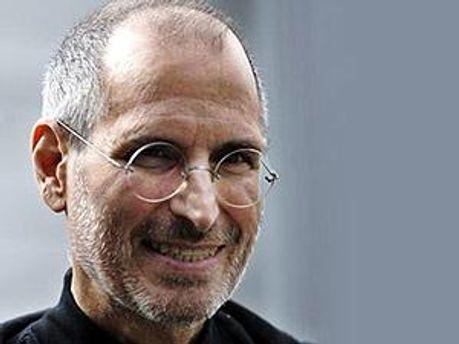 Глава компании Apple Стив Джобс