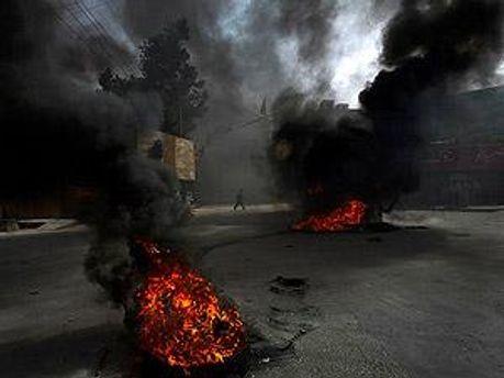 В Ираке нанесли ракетный удар по базе ВМС США