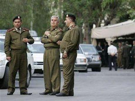 Сирийская полиция