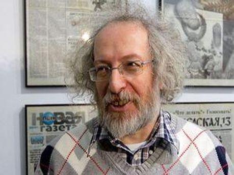Головний редактор Олексій Венедиктов