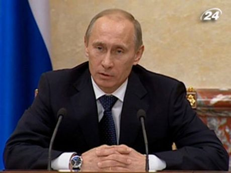 Прем'єр-міністр Росії Володимир Путін