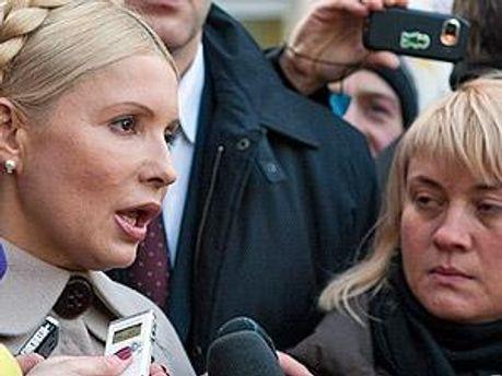 Тимошенко звернеться в ЄСПЛ