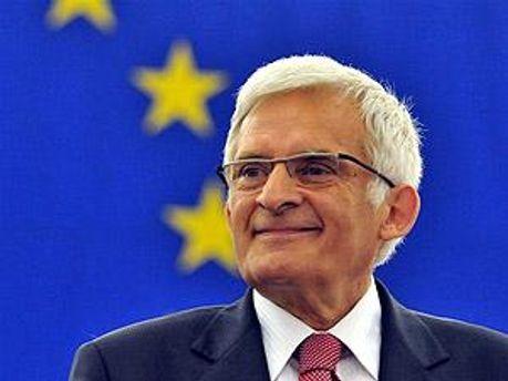 Президент Європарламенту Єжи Бузек