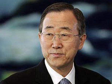 Пан Ги Мун хочет победить СПИД за 10 лет