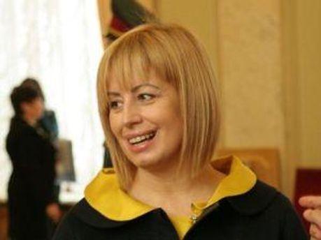 Советник президента Анна Герман