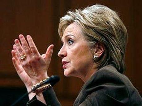 Клінтон розповіла про останні дні Каддафі