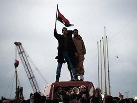 Ливийская оппозиция рассказала об оружии
