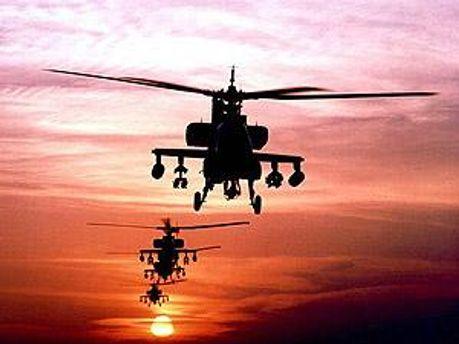 Британія вже виділила ударні вертольоти