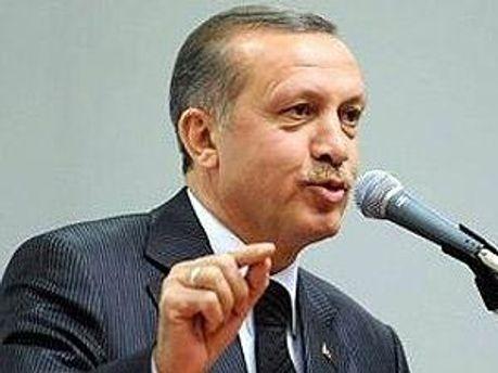 Прем'єр-міністр Туреччини Реджеп Таїп Ердоган