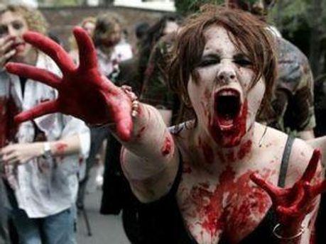 У Лестері бояться нападу зомбі