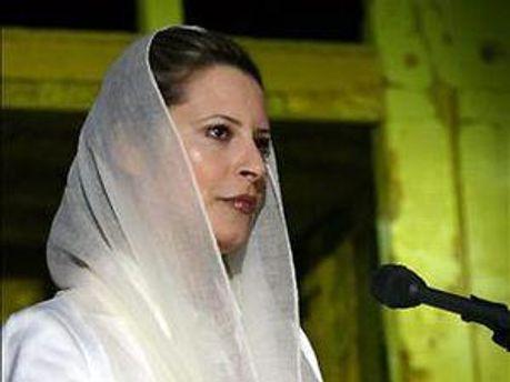 Аліша Каддафі