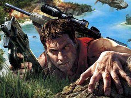 Скрін-шот із Far Cry