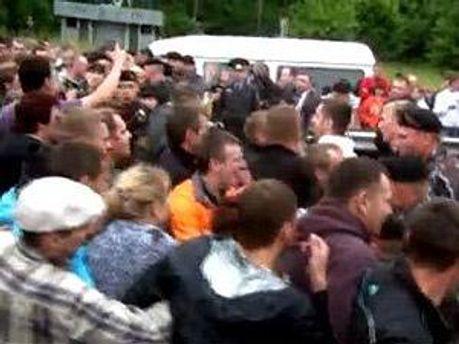 В Беларуси задержали участников акции протеста