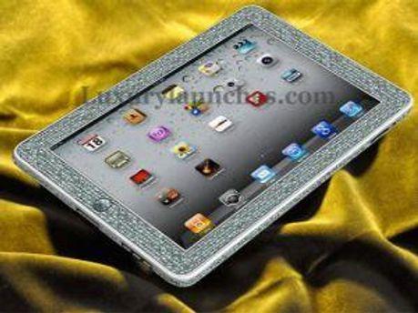 Бриллиантовый іPad
