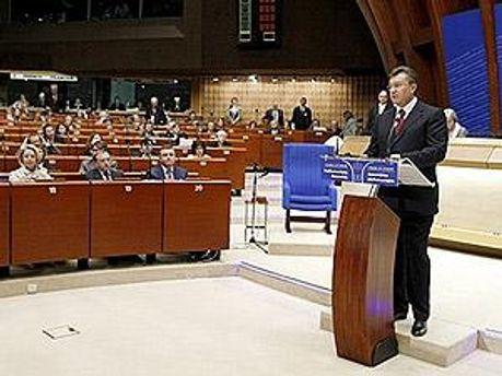 Виступ Януковича запланований на 21 червня