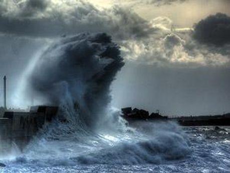 В Крыму штормит