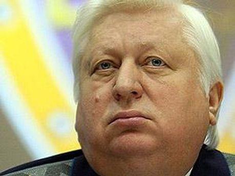 Генеральный прокурор Украины Виктор Пшонка
